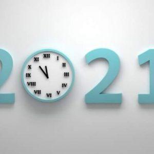 Pożegnanie starego roku 2020.